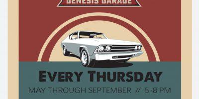 Drifters Thursday Cruise Night 2021