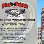 Classic Car Cruise at the Wurlitzer 2021