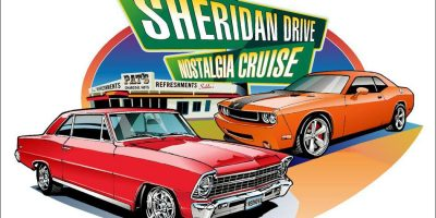 Sheridan Drive Nostalgia Cruise