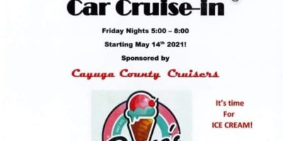 Cayuga County Cruisers Car Cruise-In