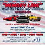 Memory Lane Classic Car, Truck and Motorcycle Show