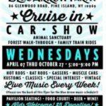 Blue Arrow Farm Wednesday Cruise In
