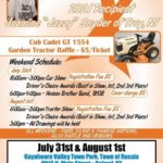 Pullin' for a Cure Car/Tractor Show