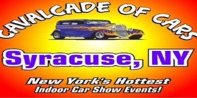 Cavalcade Of Cars Syracuse