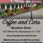 Coffee and Cars @ Nautilus Diner