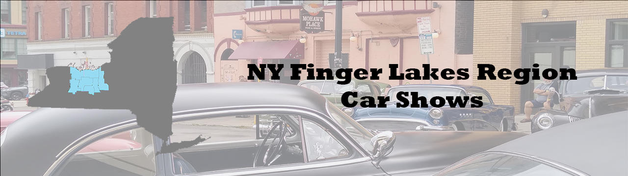 A look ahead at 2021 car shows and car cruises in Rochester NY and the NY Finger Lakes Region