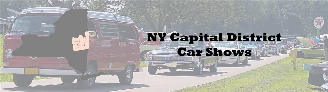 A look ahead at 2021 car shows and car cruises in Albany NY and the NY Capital District