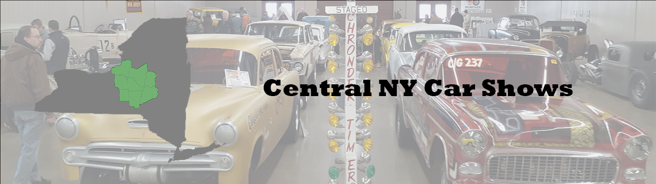 A look ahead at 2021 car shows and car cruises in Syracuse NY and Central NY