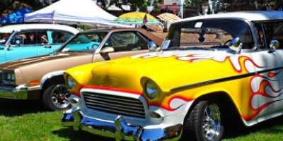 Famous 50's Hot Rod Weekend