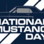 National Mustang Day Cruise Hosted by Mustang Club of Orange County NY