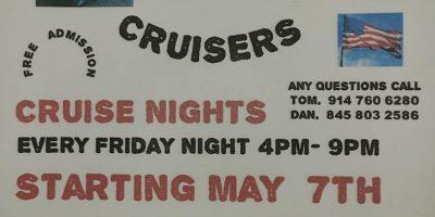 New York Cruisers Friday Cruise Night 2021