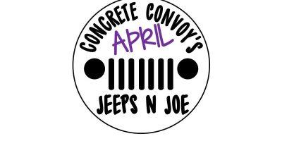 """""""Jeeps n Joe"""" CNY"""