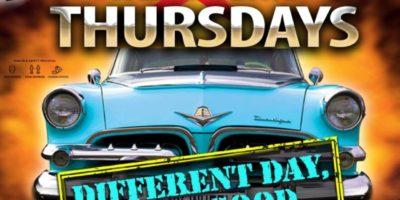 Milleridge Inn car show