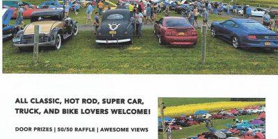 Cars, Coffee and Views 2021