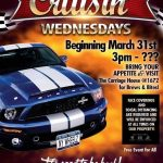 Milleridge Inn Cruisin Car Show 2021
