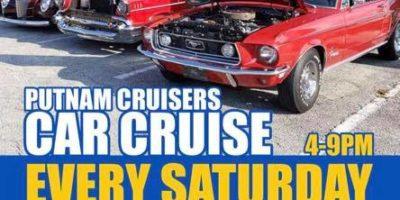 Putnam Cruisers Saturday Cruise Nights 2021