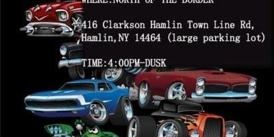 Hamlin Saturday Night Car Cruise