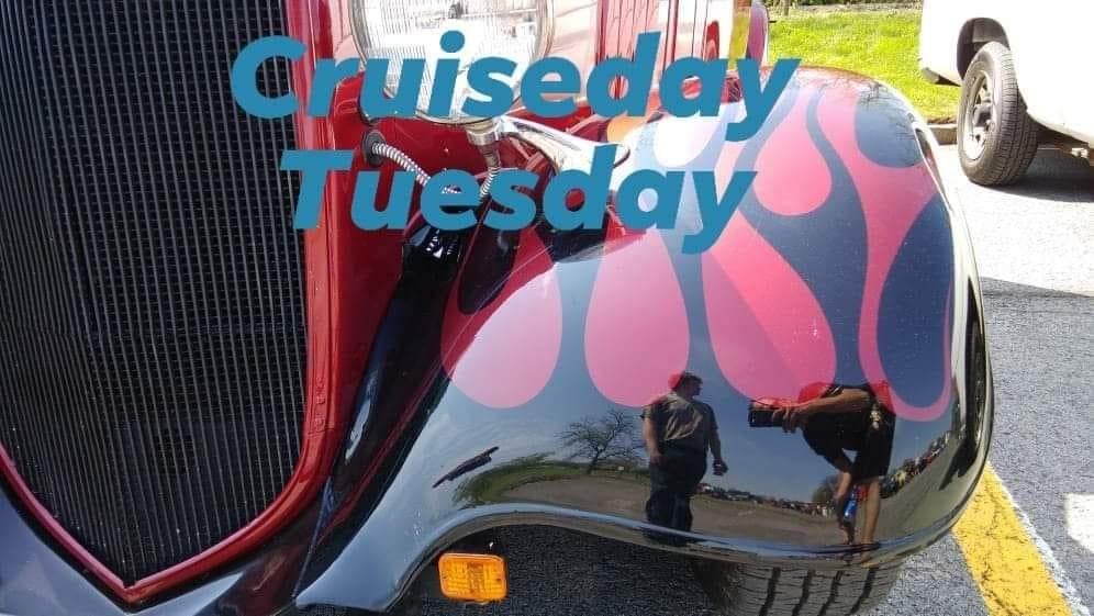 Cruiseday Tuesday