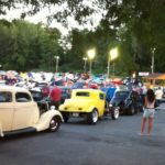 Rainbow Drive In Friday Night Cruise In