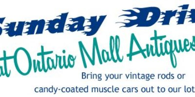 Ontario Mall Antiques - Classic Car Shows