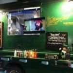 American Muscle Car Club LI NY and The Rolling Joint Food Truck meet