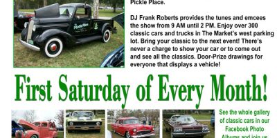 Daytona Flea & Farmers Monthly Classic Car Cruise-In