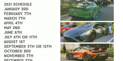 Cars & Coffee Central Florida