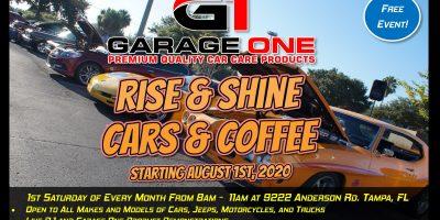 Garage One Rise N Shine Cars & Coffee