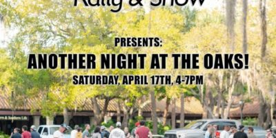 Coastal Auto Rally and Show @ Oaks Plaza