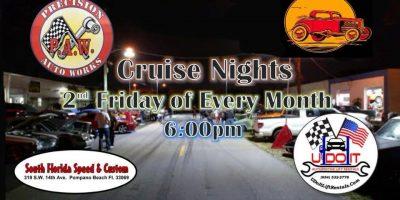 2nd Friday Monthly CRUZ