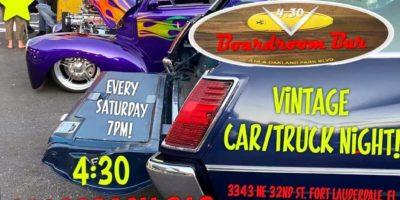 Vintage Car/Truck Night