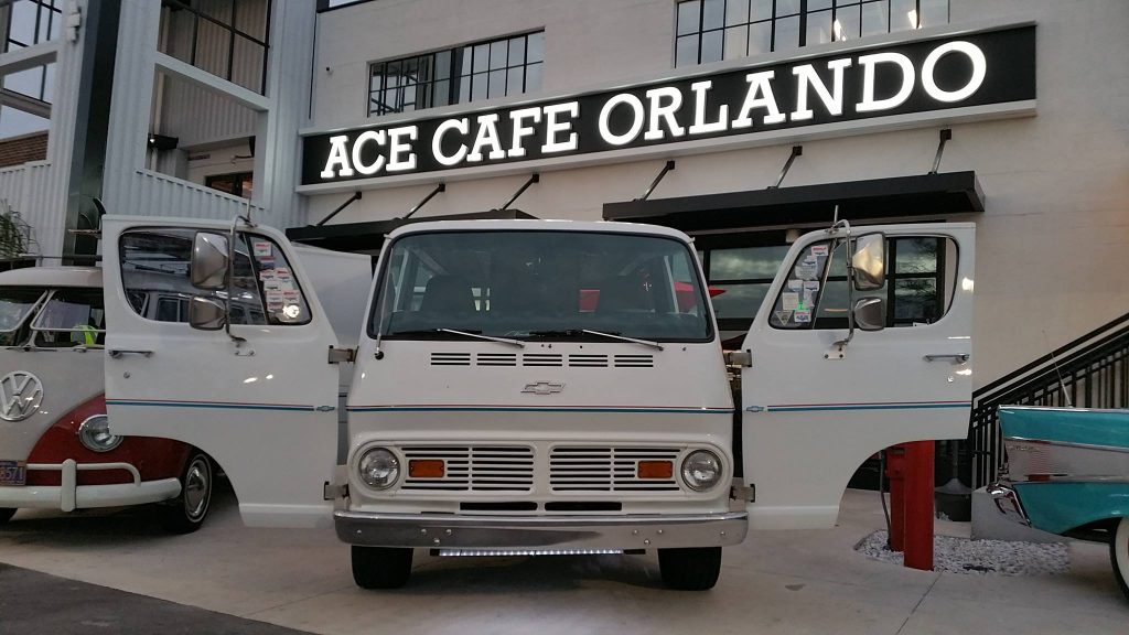 Van Night at the Ace