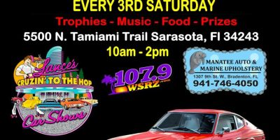 Sarasota Classic Car Museum Show