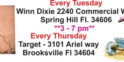 Spring Hill Classic Car Thursday Cruise In