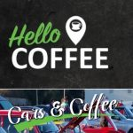 Hello Coffee Cars and Coffee