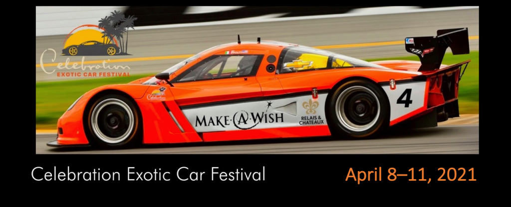 The Celebration Exotic Car Festival