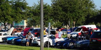 Lakeland Cars and Coffee