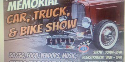 Rich Lecompte Memorial Car & Truck Show