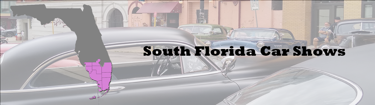 Car shows and car cruises this week in Miami and South FL