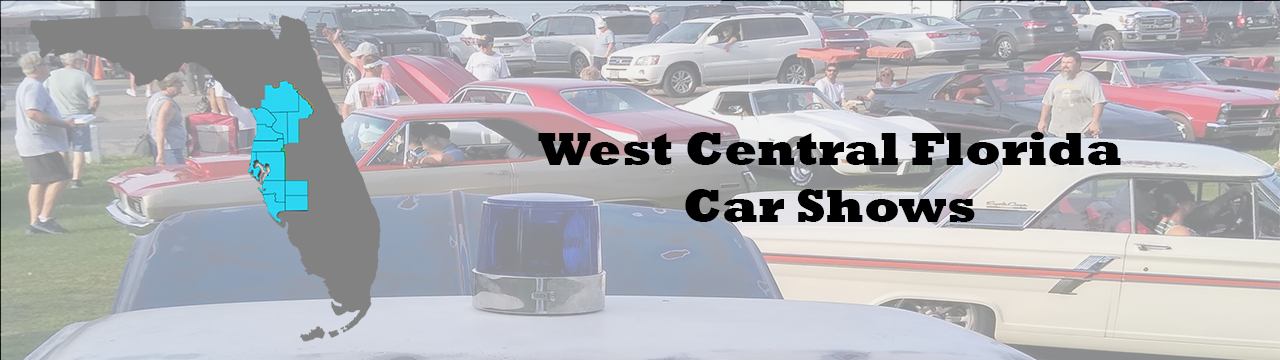 Car shows and car cruises this week in Tampa, Clearwater and West Central FL