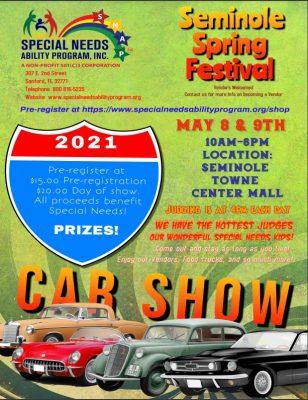 Seminole Spring Festival Car Show