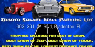 """AMI Privateers """"Auto Show"""" Social"""