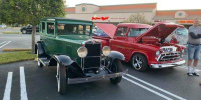 Caffeine & Gasoline Car Show