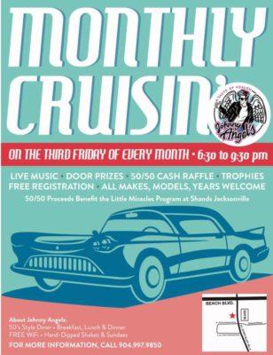 Monthly Cruisin' Car Show