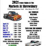 Motor Menders Cruise Night @ The Markets at Shrewsbury