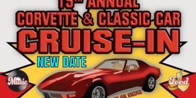 BAIR'S 15th ANNUAL CORVETTE & CLASSIC CAR CRUISE IN