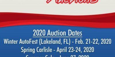 Carlisle Collector Car Auction