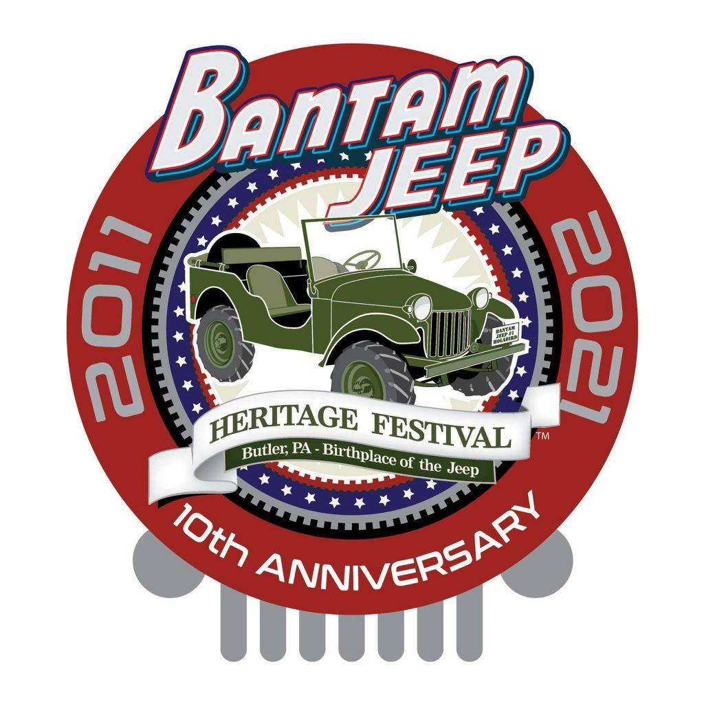 Bantam Jeep Heritage Festival 2021