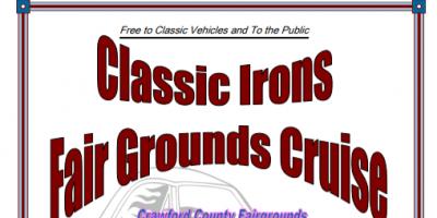 Classic Iron Fairgrounds Cruise