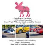 Pink Moose Cruise-in